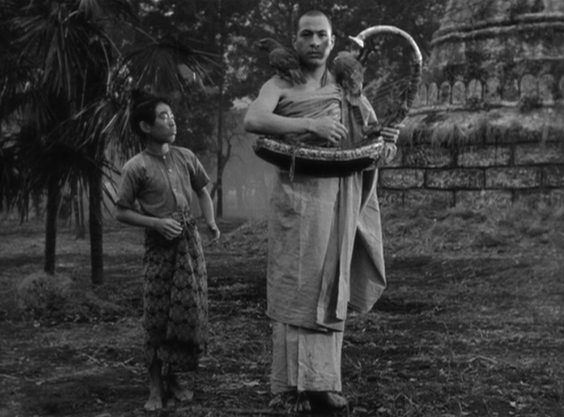 Spencer's Film Log: The Burmese Harp