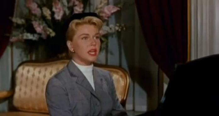 "Hill Place: A Mother's Day Tribute to Doris Day in Alfred Hitchcock's ""The  Man Who Knew Too Much"""